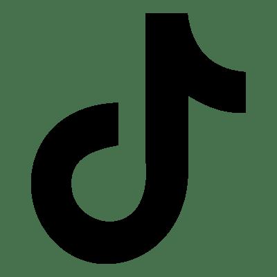 抖音黑白logo