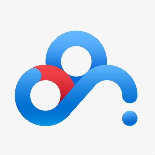 百度云logo素材