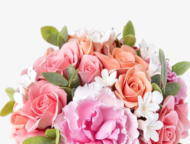母亲节鲜花促销图片