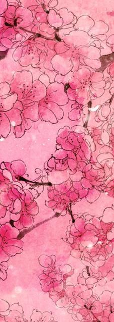 粉色玫瑰背景装饰