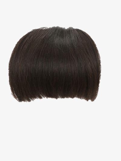 蘑菇头真人发型素材免抠