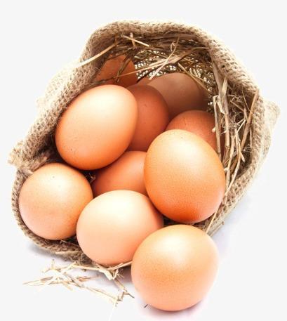 一袋土鸡蛋