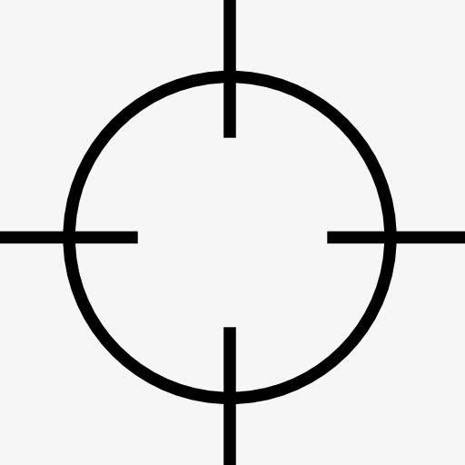 狙击枪镜头图标