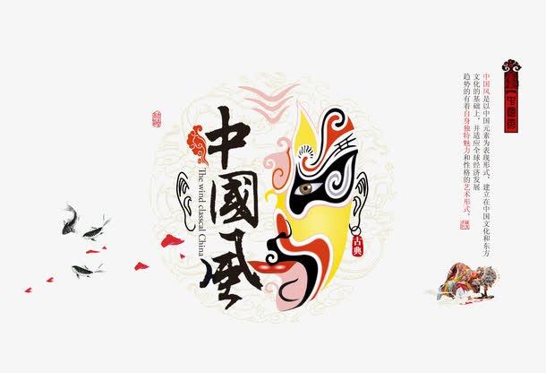 京剧脸谱文化