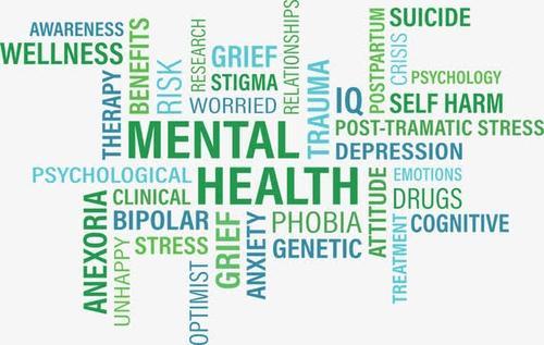 心理健康ppt素材
