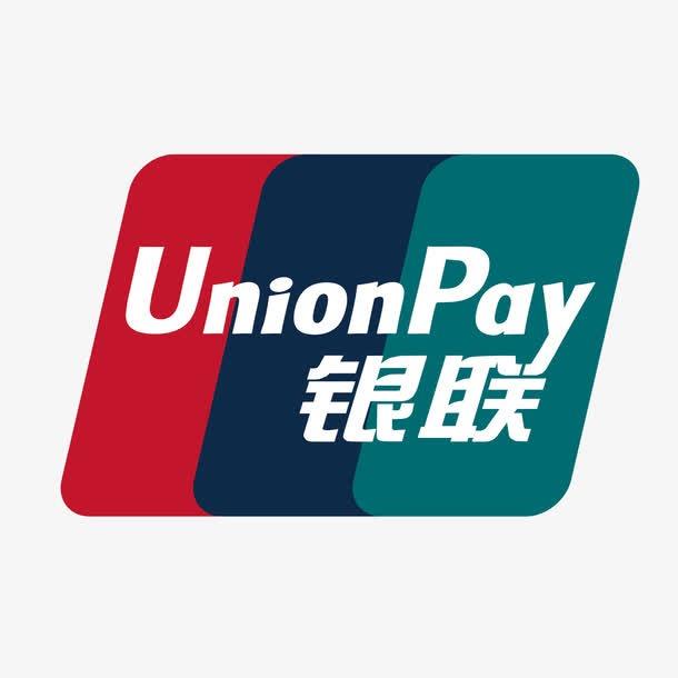 中国银联logo