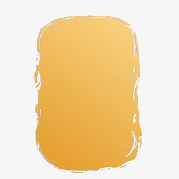 金色印章底纹