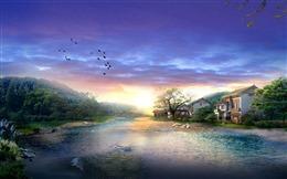 最漂亮大自然风景图片