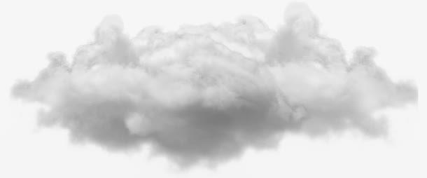 乌云矢量图片