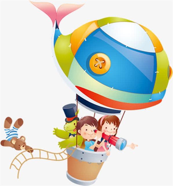儿童乐园装饰元素