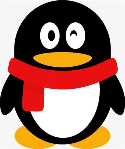 腾讯qq企鹅图标