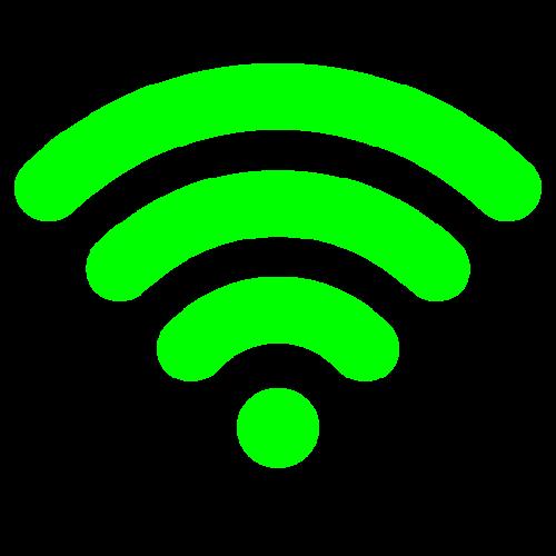 WiFi信号标志图片