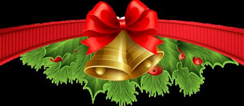 圣诞铃铛挂饰