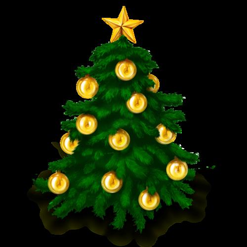 小型圣诞树