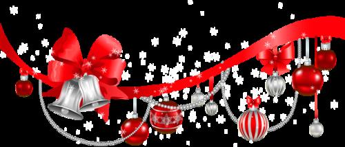 圣诞彩带挂饰