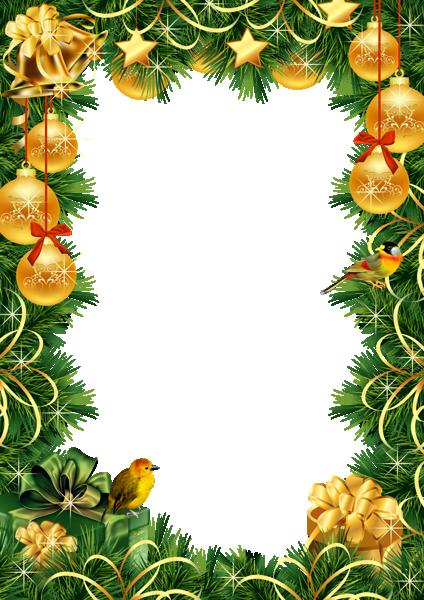 圣诞节拍照板拍照框矢量图