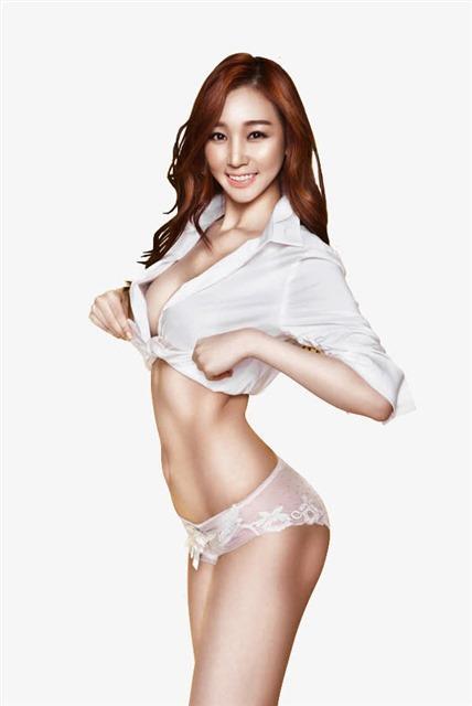 健身美女手机壁纸