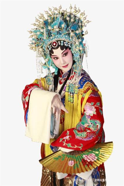 京剧戏曲人物图片