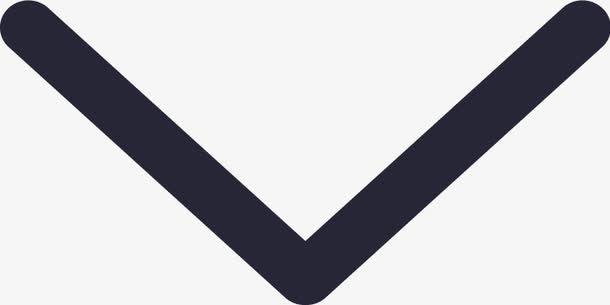 icon线性向下箭头图标