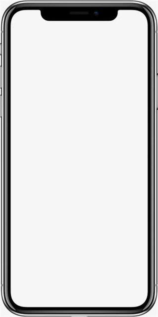 iphone手机屏幕样机