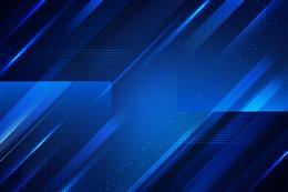 蓝色炫酷科技壁纸