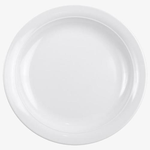 餐盘矢量图