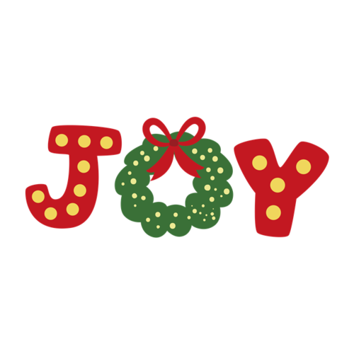 圣诞节英文装饰