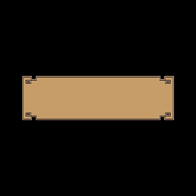 古风镂空边框图案
