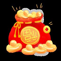 金元宝福袋