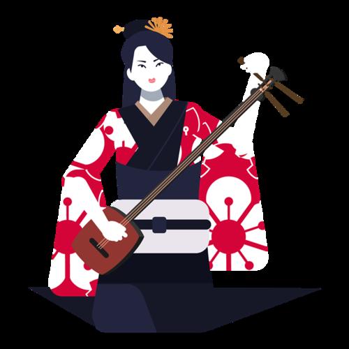 日本歌舞伎文化