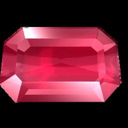 红宝石矢量图