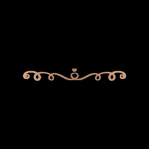 金色古典花纹边框