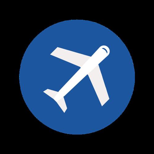 飞机场标志图片