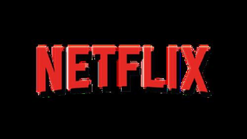 光盘Netflix徽标