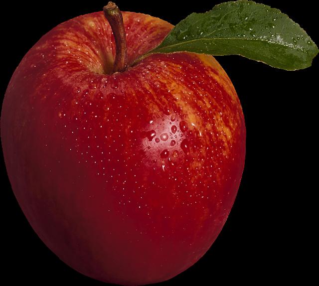 新鲜苹果真实图片