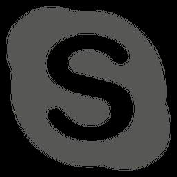 Skype软件图标logo