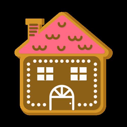 彩绘小房子