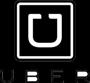 经典Uber徽标