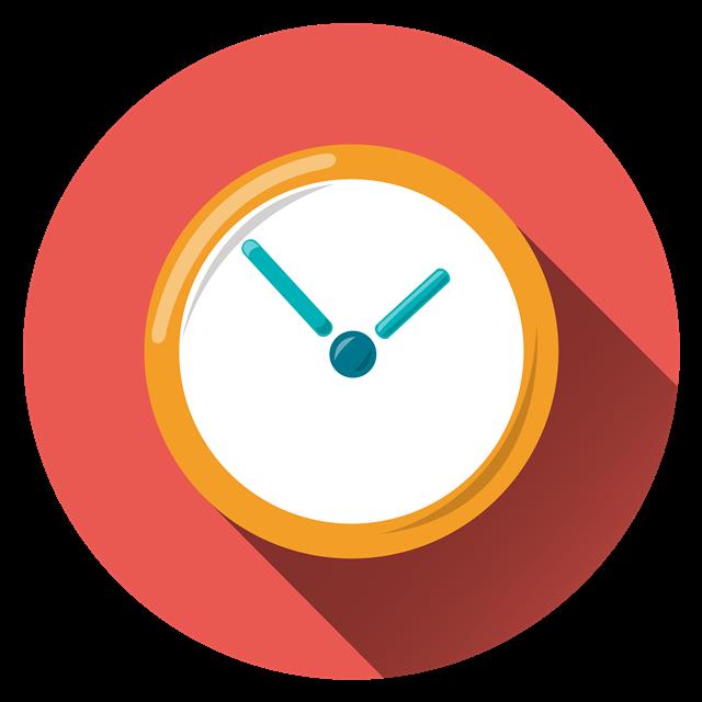 校园钟表logo