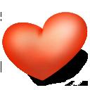 爱心元素图标