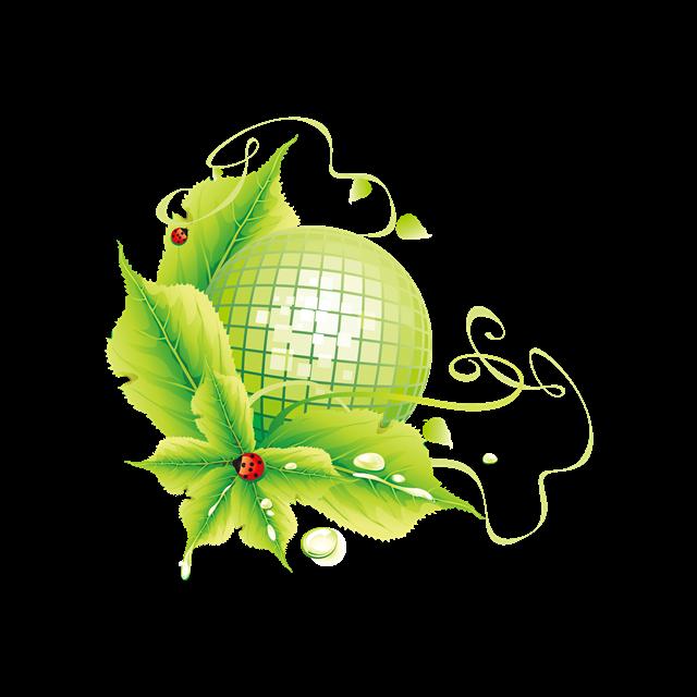 汽车绿色环保标志