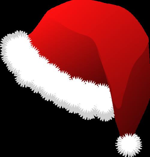 圣诞节红色圣诞帽
