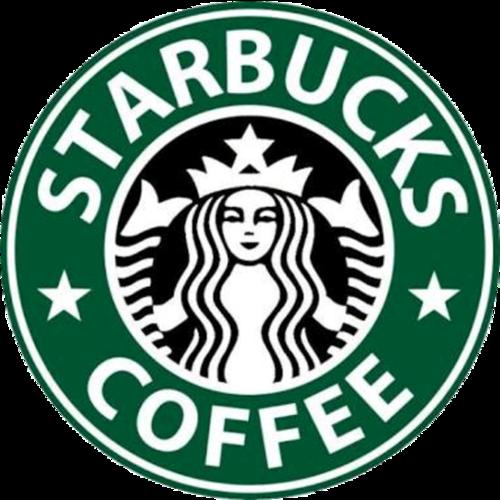 星巴克咖啡店logo