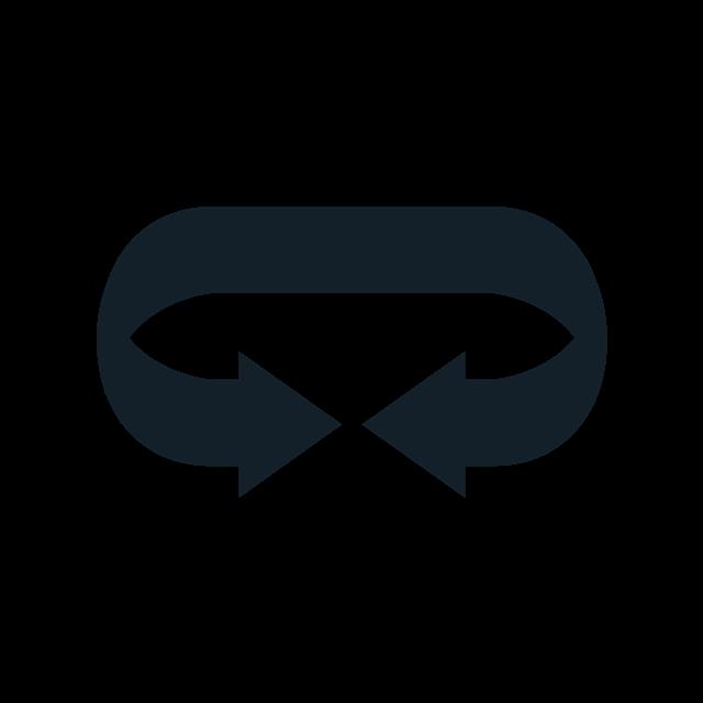 循环箭头icon