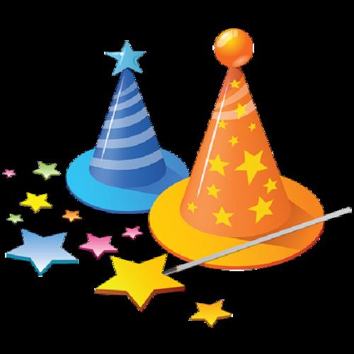 派对生日帽图片