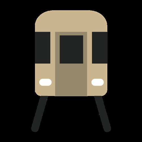 地铁图标设计