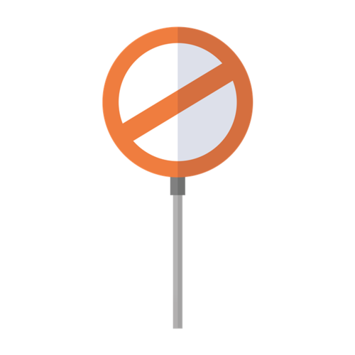 常见的交通标志