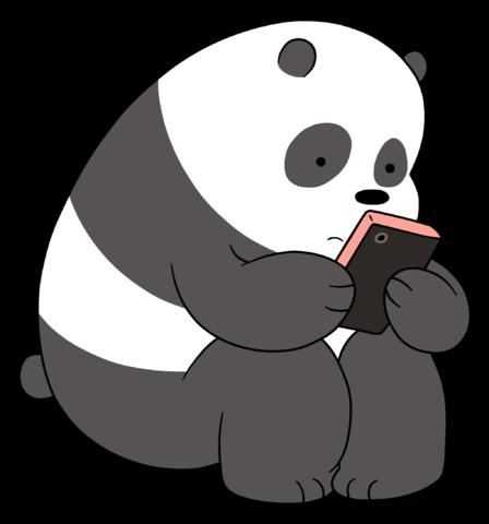 咱们裸熊玩手机头像