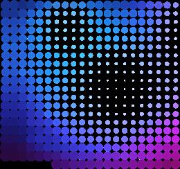 动感星光斑点免抠图