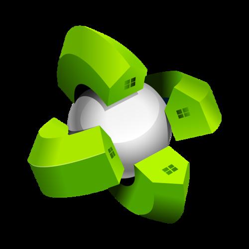 环保科技logo